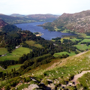 Ullswater from St Sunday Crag