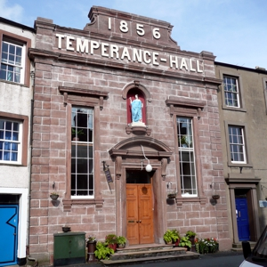 Temperance Hall. Kirkby Stephen