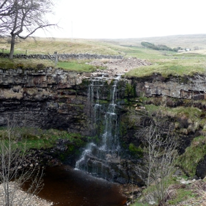 Hellgill Force, Mallerstang