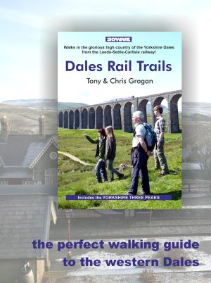 Dales Rail Trails - the perfect walking guide to the western Dales