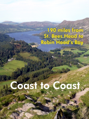 A Coast to Coast - 190 miles from St Bees Head to Robin Hood's Bay