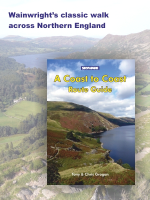 A Coast to Coast Route Guide - Wainwright's classic walk across northern England