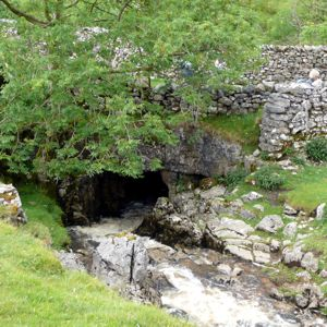 God's Bridge, near High Birkwith